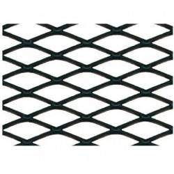 Griglia per paraurti Nera 100x33 Esagonale - 04584