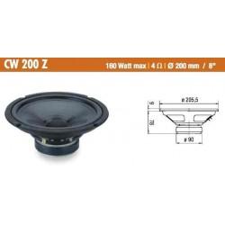 Woofer 165mm Ciare CW170Z