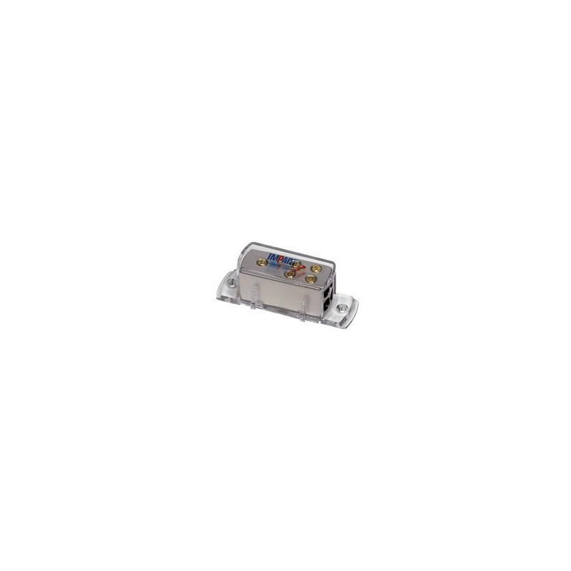 DP1063  Distributore di Corrente 1in 4 out impact car audio