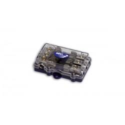 DP1052  Distributore di Corrente con fusibili 3 VIE impact car audio
