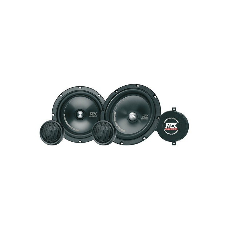 SISTEMA A DUE VIE HIGH POWER WOOFER 165 MM BOBINA 25 MM TW SETA DA 25 MM