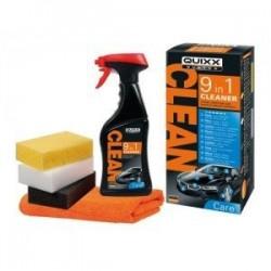 Quixx-Clean 9 in 1 kit lucidatura fari e carrozzeria