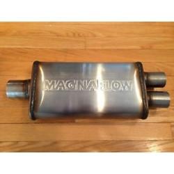 Scarico universale magnaflow 11148 per doppio scarico