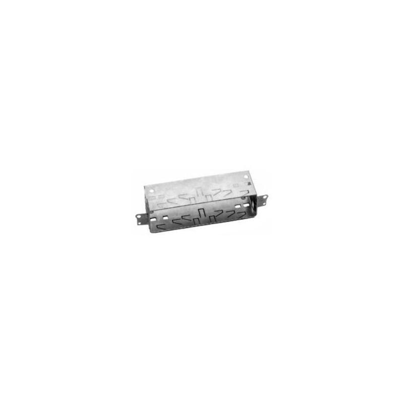 Mascherina di metallo per autoradio Daewoo Lanos & Leganza & Matiz & Nubira, Hyundai Atos & Sonata