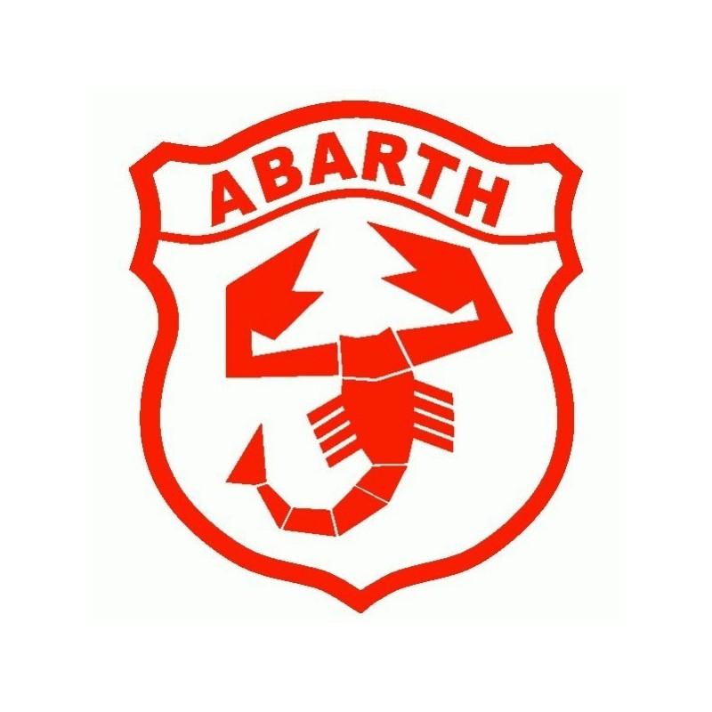 Adesivi ABARTH stickers per auto o officina
