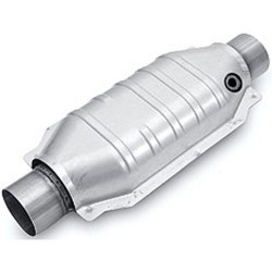 Catalizzatore sportivo magnaflow 200 celle 99035hm co2 sensor