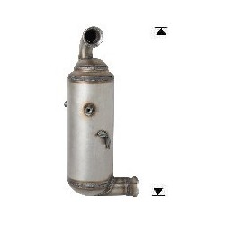 Catalizzatore DPF citroen C4 1.6 hdi 81kw 110cv 9HZ