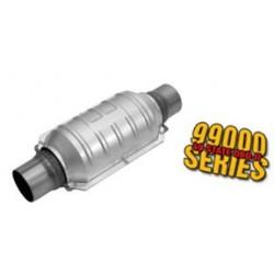 Catalizzatore sportivo spun 99203HM metallico 200 celle