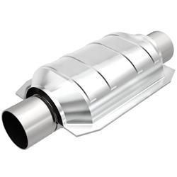 catalizzatore ovale schiacciato 91005 magnaflow schulz 57mm