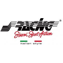volante simoni racing rosso x4 aluminum x4350xr