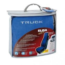 coprisedile in poliestere e similpelle per camion Mod Elisa2