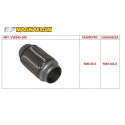 Flessibile Per auto universale diametro 45.5 L 10cm