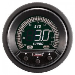 216EVOBO-PK Manometro turbo -1+2bar Digitale Depo Waterproof