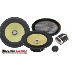 KIT A DUE VIE 165MM IMPACT GF65S WOOFER + TWEETER