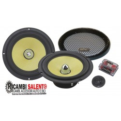 kit due vie impact GF 66S MK2 woofer 165mm