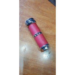 Freno a mano Isotta 480ROX rosso con kit montaggio