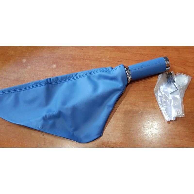 KIT freno a mano isotta completo 480BL blu con inserti