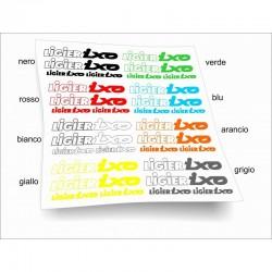 Ligier IXO kit adesivi colori a scelta