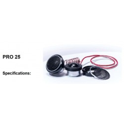 Tweeter HG PRO25 Gladen german technology