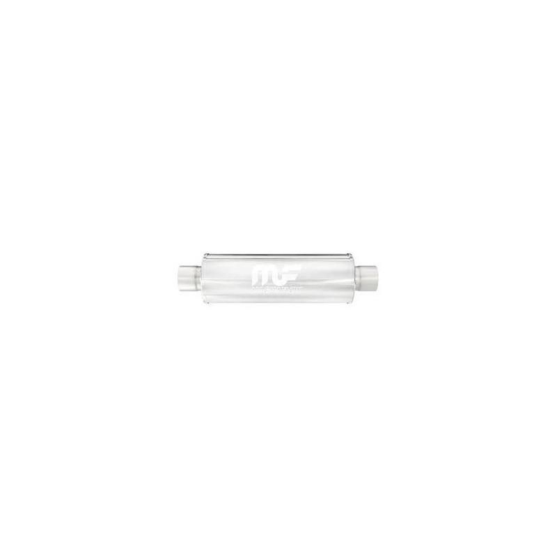 scarico sportivo magnaflow 12615 1 in 1 acciaio 57mm