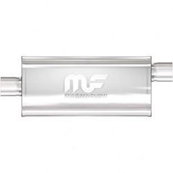 Scarico sportivo sfalzato 12225 magnaflow acciaio 57mm