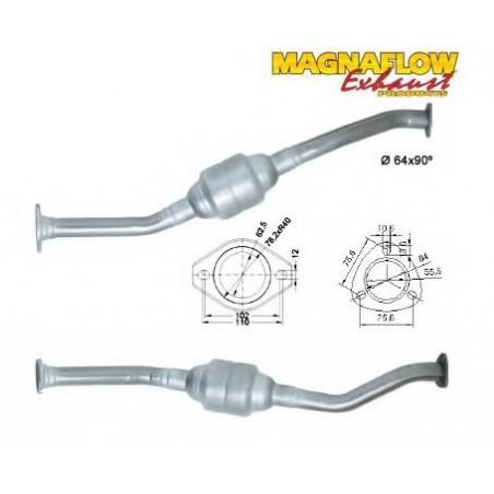 catalizzatore DUCATO 2.3TD JTD 2286 cc 81 Kw 110 cv F1AE0481C 76027d