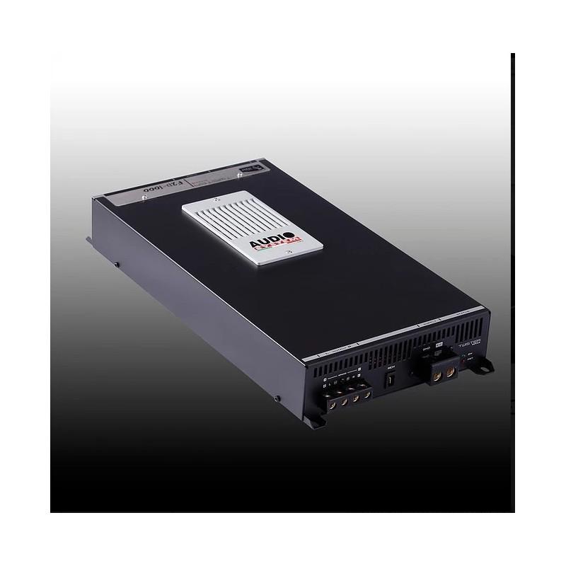Amplificatore audiosystem f2d-1000 per sub