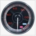 manometro pressione olio depo codice F16027B-WP