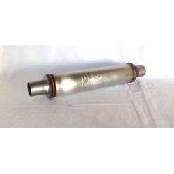 centrale scarico marmitta magnaflow 10425 acciaio 57mm