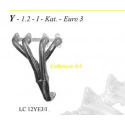 Collettore acciaio lancia Y 1200 I dal 2003 80hp 12ye3