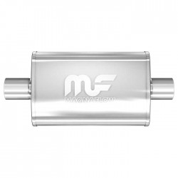 Scarico sportivo in acciaio magnaflow 11215 57mm cassa 35.5