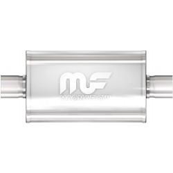 Scarico universale magnaflow 14148 ovale 63.5mm