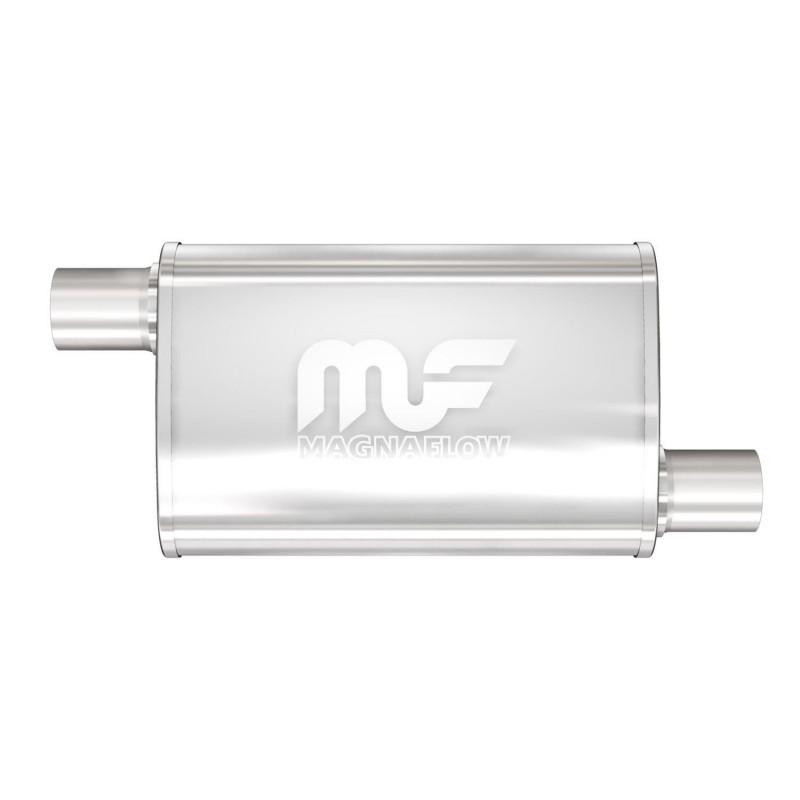 Scarico sportivo magnaflow 11134  14'' cassa acciaio