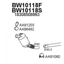 catalizzatore bmw f21 125d...