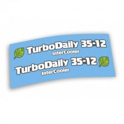 adesivi turbo daily...