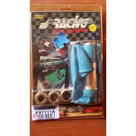 Kit Freno a Mano Simoni Racing Pelle Blu